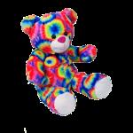 De quelle couleur est l'ours ?
